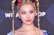 Announce beauty is newest butterfly makeup, plait of double tall fried dough twist distributes film