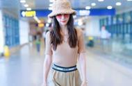 刘雯Angelababy林允宋茜暖系大地色穿搭,高级美的秋冬季节必备
