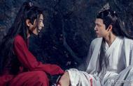 《陈情令》在韩国上线,预告片出现未播镜头,网友大呼过瘾