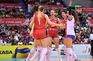 2-3!女排世界杯夺冠热门轰然倒塌,世界第一提前退出冠军争夺