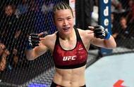 中国格斗书写新历史,张伟丽成首个UFC冠军,非科班出身太励志