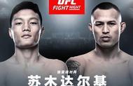 UFC深圳站,藏族选手施展散打绝技!中国力量再下一城
