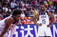 逆转失败!美国男篮89-94不敌塞尔维亚,创造历史最差纪录