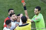 被南美足联禁赛3个月后梅西很郁闷?不,他妻子用一张照片做还击