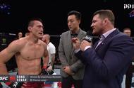 UFC深圳赛:宋克南拼尽全力击败克兰茨,一致判定获胜