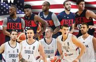 篮球世界杯:塞尔维亚vs美国. 排位之争,谁能上榜
