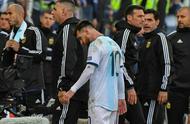 梅西被禁赛闪电冲上热搜榜!数十万人热议,怒批南美足联