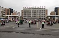 """峡江交警倾情""""护学""""力保全县170余校数万名学生秋季开学安全"""