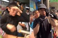 """领着政府薪水,还戴头套闹事?疑似香港海关""""内鬼""""被停职"""