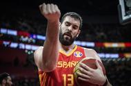 三分球手感全无,西班牙仍然夺冠,战术素养值得中国男篮学习