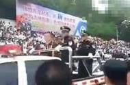 大批武警车队深圳集结被曝光 或是参加夏季大练兵
