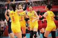 中国女排带着5连胜和积分榜第一!转战札幌,焦点战是打美国