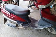 摩托车后轮开着异响维修分享