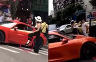 重庆警方宣布彻查保时捷女车主:你撒过的泼,总有一天是要还的