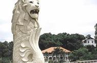 新加坡将拆除圣淘沙岛上地标鱼尾狮:为新规划让道