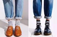 今年秋冬超流行这样露袜子,太时髦了!