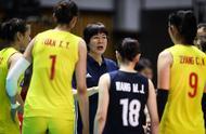中国女排3-0完胜美国 郎平丁霞接受央视采访:做好打满五局准备