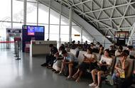 成都暴雨来袭!双流国际机场100多航班延误或取消