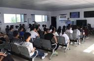 """义县交警大队开展进驾校""""五个一""""交通安全宣传活动"""