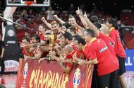 世界杯落幕:西班牙夺冠,卢比奥MVP,斯科拉进最佳阵容