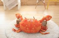 大螃蟹抱枕上热搜了?是怎么回事?