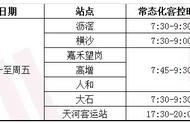 快收藏!避开限流就靠它了!广州地铁发布各站点常态化客流控制时段表