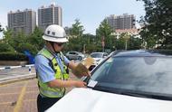 高新区交警大队整治交通乱象,边巡逻边治理成常态