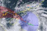 """第7号台风""""韦帕""""生成!预计今晚登录,未来几天深圳将迎暴雨"""