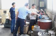 鄂州一团伙销售假冒品牌润滑油被移送起诉