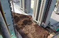 南昌中骏在建楼盘塌陷 曾获江西省建筑安全示范工地