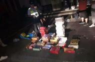 私自收购香烟也犯法石棉查获168条非法香烟