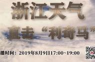 """浙江天气直击""""利奇马"""""""