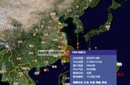2019台风最新消息 首个台风红色预警9号利奇马台风最新实时路径图