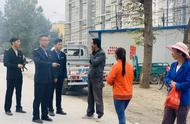 岷县路边劳务市场被迁至开发区电力小区北面与滨河路交汇处
