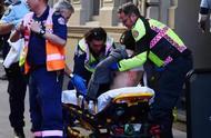 澳洲悉尼市中心男子持刀致1死多伤!一中国女子背部被刺已送医