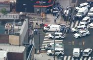 美国费城发生枪击案,至少6名警察中枪