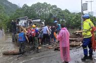 四川多地暴雨,汶川泥石流致4人遇难11人失联,卧龙多地成孤岛1人失联