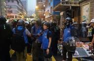 到底怎么应对帮暴徒的假记者,港警终于和我们说了说