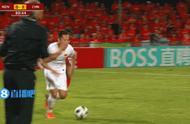 世预赛|韦世豪造点,艾克森点球命中,国足4-0领先
