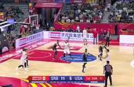 世界杯-美国不敌塞尔维亚遭遇两连败 将参加7-8名排位赛