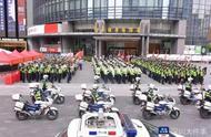 保持电子第一街治安稳定,深圳华强北组建五万义警开展大巡逻