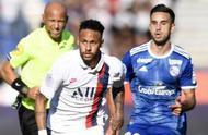 内马尔补时倒钩绝杀伊卡尔迪替补演首秀,巴黎1-0斯堡