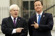 """称其表现""""令人震惊""""!英国前首相卡梅伦打破沉默批评约翰逊"""