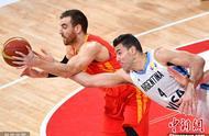 男篮世界杯决赛:西班牙队击败阿根廷队夺冠