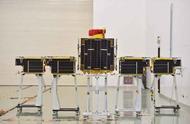 """首发丨欧比特""""珠海一号""""星座03组卫星""""一箭五星""""成功发射"""