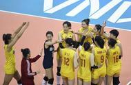 中国vs日本女排:三局横扫 球迷:中国女排的下一个对手是谁?