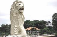 新加坡将拆除圣淘沙岛上地标鱼尾狮