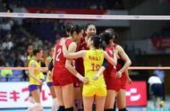 战报|中国女排苦战五局 拿下巴西取六连胜