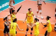 中国女排豪夺七连胜,世界杯零封美国女排