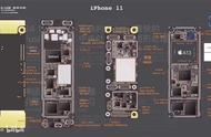iPhone 11内部结构示首次亮相!双层主板+英特尔基带